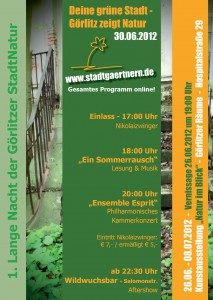 Flyer Stadtnatur 2 30.6.12
