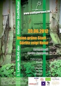 Flyer Stadtnatur 30.6.12