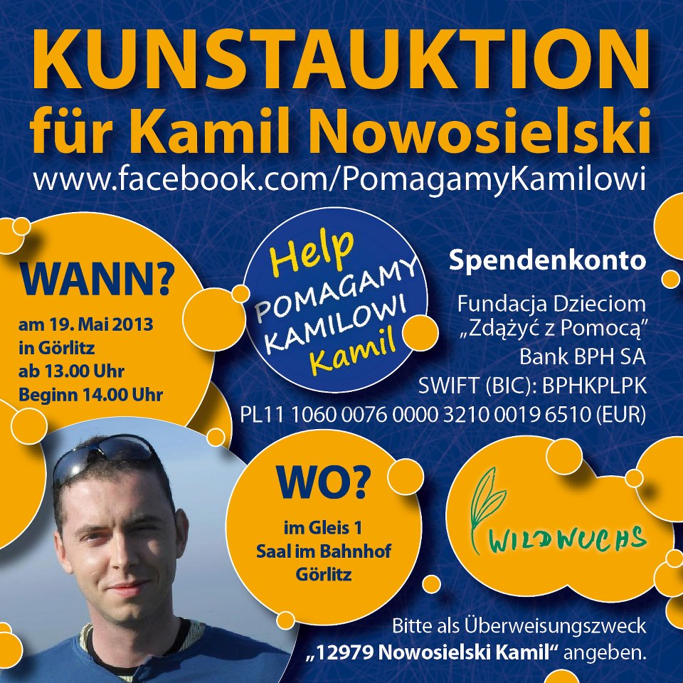 Auktion Kamil Nowosielski